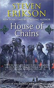 Picture of a book: House Of Chains