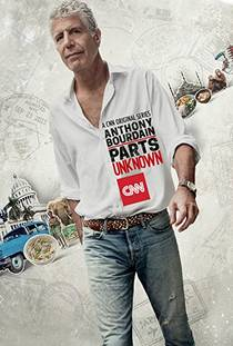Picture of a TV show: Anthony Bourdain: Parts Unknown
