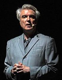 Picture of an author: David Byrne