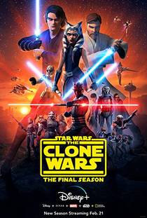 Picture of a TV show: Star Wars: The Clone Wars
