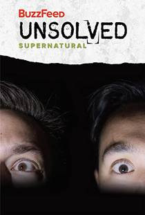 Picture of a TV show: Buzzfeed Unsolved: Supernatural