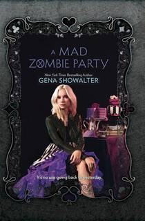Picture of a book: A Mad Zombie Party
