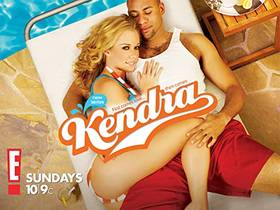 Picture of a TV show: Kendra
