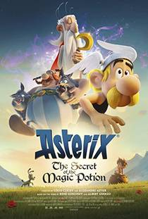 Picture of a movie: Asterix: The Secret Of The Magic Potion