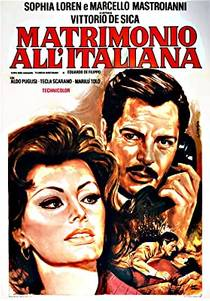 Picture of a movie: Marriage Italian Style