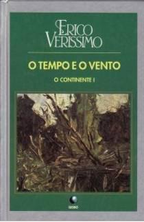 Picture of a book: O Continente - Volume I