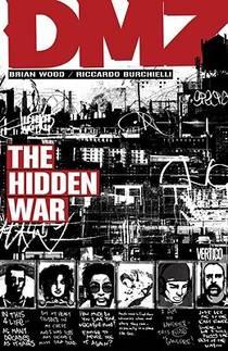 Picture of a book: DMZ, Vol. 5: The Hidden War