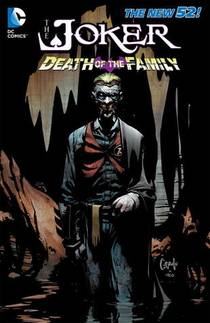 Picture of a book: The Joker: Death Of The Family