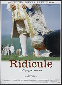 Picture of a movie: Ridicule