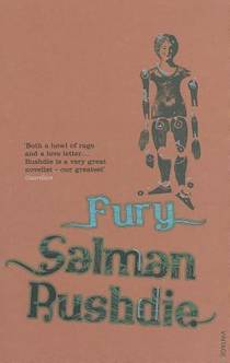 Picture of a book: Fury