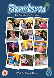 Picture of a TV show: Benidorm
