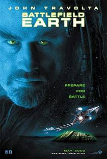 Picture of a movie: Battlefield Earth