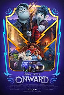 Picture of a movie: Onward