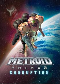 Picture of a game: Metroid Prime 3: Corruption