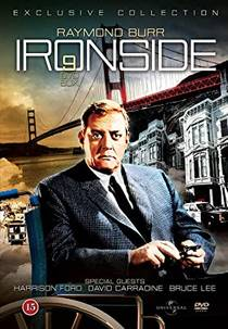 Picture of a TV show: Ironside