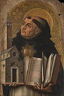 Picture of an author: Thomas Aquinas