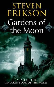Picture of a book: Gardens Of The Moon