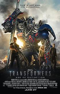 Picture of a movie: Transformers: Age Of Extinction