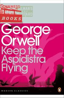 Picture of a book: Keep The Aspidistra Flying