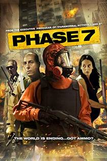 Picture of a movie: Phase 7