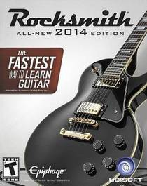 Picture of a game: Rocksmith 2014 Edition