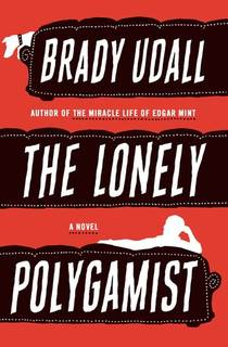 Picture of a book: The Lonely Polygamist