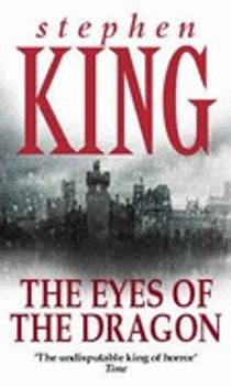Picture of a book: The Eyes Of The Dragon