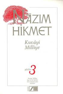 Picture of a book: Kuvâyi Milliye