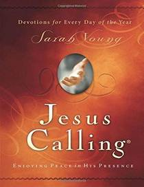 Picture of a book: Jesus Calling: Enjoying Peace In His Presence