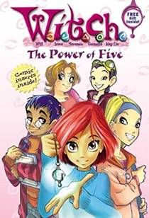 Picture of a book: The Power Of Five