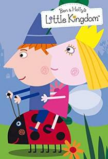 Picture of a TV show: Ben & Holly's Little Kingdom