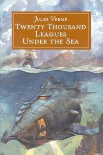 Picture of a book: Twenty Thousand Leagues Under The Sea