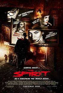 Picture of a movie: The Spirit