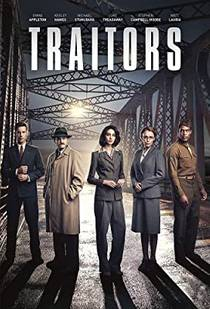 Picture of a TV show: Traitors