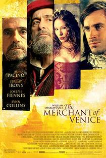 Picture of a movie: The Merchant Of Venice