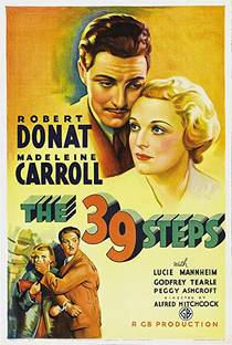 Picture of a movie: The 39 Steps