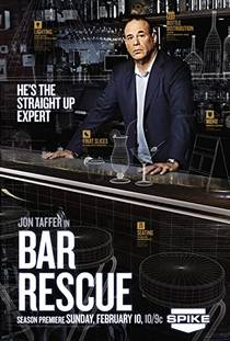 Picture of a TV show: Bar Rescue