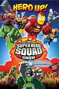 Picture of a TV show: The Super Hero Squad Show