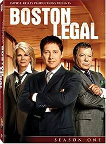 Picture of a TV show: Boston Legal