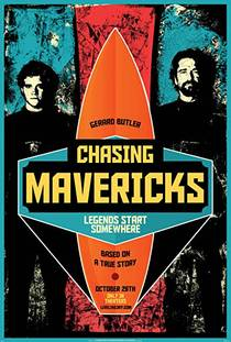 Picture of a movie: Chasing Mavericks