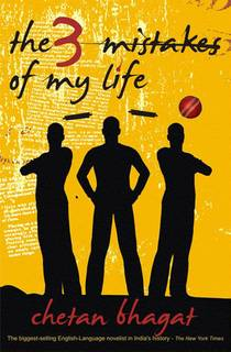 Picture of a book: The 3 Mistakes Of My Life