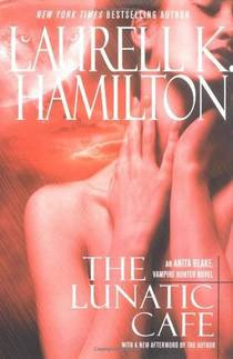 Picture of a book: The Lunatic Cafe