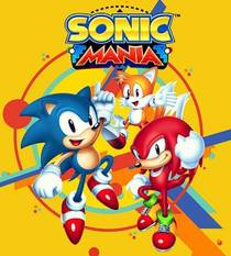 Picture of a game: Sonic Mania Plus