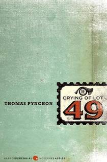Picture of a book: The Crying Of Lot 49
