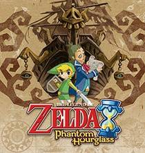 Picture of a game: The Legend Of Zelda: Phantom Hourglass