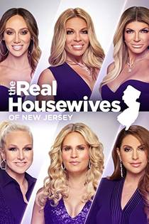 Picture of a TV show: The Real Housewives Of New Jersey