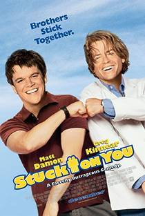 Picture of a movie: Stuck On You