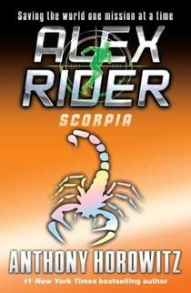 Picture of a book: Scorpia