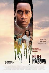Picture of a movie: Hotel Rwanda