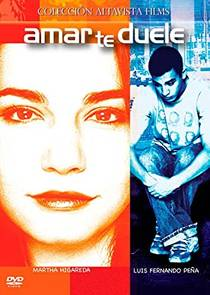 Picture of a movie: Amar Te Duele